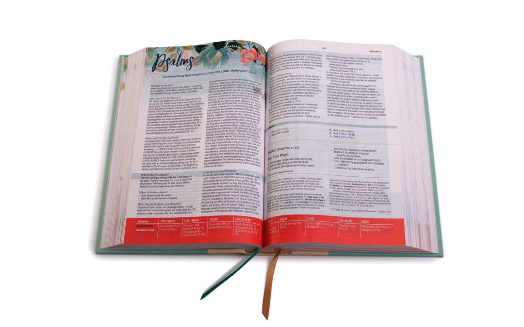 FREE Study Bible for Women